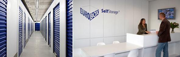Eurobox opslagruimte
